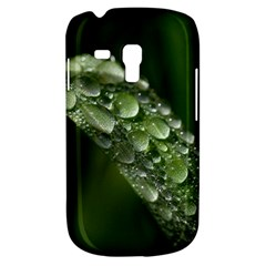 Grass Drops Samsung Galaxy S3 Mini I8190 Hardshell Case by Siebenhuehner