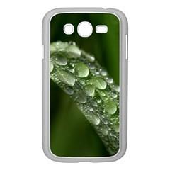 Grass Drops Samsung Galaxy Grand Duos I9082 Case (white) by Siebenhuehner