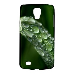 Grass Drops Samsung Galaxy S4 Active (i9295) Hardshell Case by Siebenhuehner