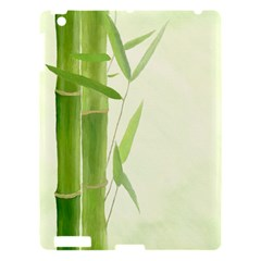 Bamboo Apple Ipad 3/4 Hardshell Case by Siebenhuehner