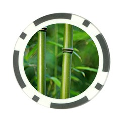 Bamboo Poker Chip (10 Pack) by Siebenhuehner