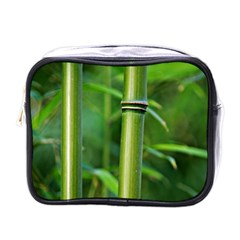 Bamboo Mini Travel Toiletry Bag (one Side) by Siebenhuehner