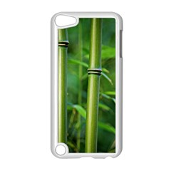 Bamboo Apple iPod Touch 5 Case (White) by Siebenhuehner