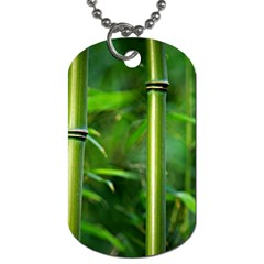 Bamboo Dog Tag (two Sided)  by Siebenhuehner