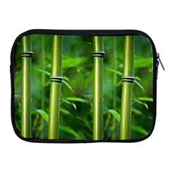 Bamboo Apple Ipad Zippered Sleeve by Siebenhuehner