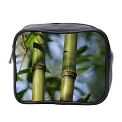 Bamboo Mini Travel Toiletry Bag (two Sides) by Siebenhuehner