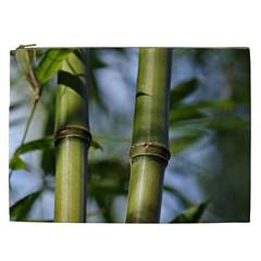Bamboo Cosmetic Bag (xxl) by Siebenhuehner