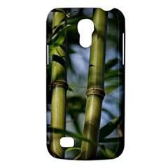Bamboo Samsung Galaxy S4 Mini (gt I9190) Hardshell Case  by Siebenhuehner