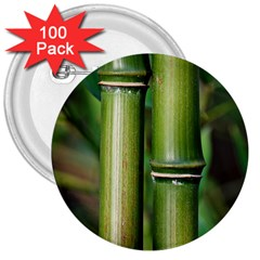 Bamboo 3  Button (100 Pack) by Siebenhuehner