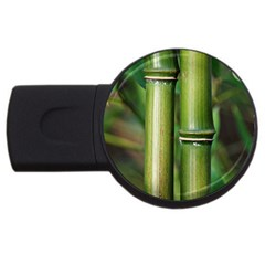 Bamboo 4gb Usb Flash Drive (round) by Siebenhuehner