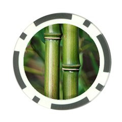 Bamboo Poker Chip by Siebenhuehner