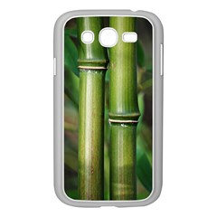Bamboo Samsung Galaxy Grand Duos I9082 Case (white) by Siebenhuehner