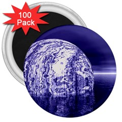 Ball 3  Button Magnet (100 Pack) by Siebenhuehner