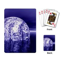 Ball Playing Cards Single Design by Siebenhuehner
