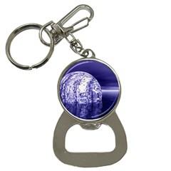 Ball Bottle Opener Key Chain by Siebenhuehner