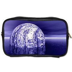 Ball Travel Toiletry Bag (one Side) by Siebenhuehner
