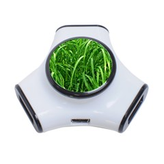 Grass 3 Port Usb Hub by Siebenhuehner