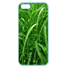 Grass Apple Seamless Iphone 5 Case (color) by Siebenhuehner