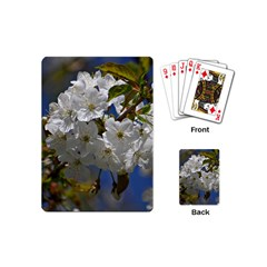 Cherry Blossom Playing Cards (mini) by Siebenhuehner