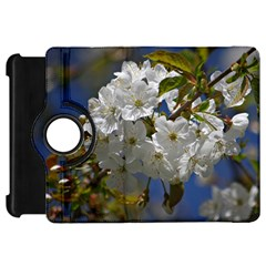 Cherry Blossom Kindle Fire Hd 7  Flip 360 Case by Siebenhuehner