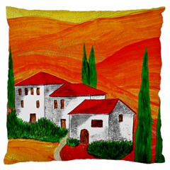 Mediteran Large Cushion Case (two Sided)  by Siebenhuehner