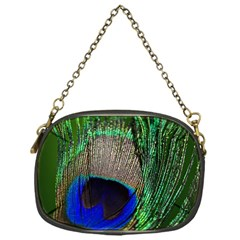 Peacock Chain Purse (one Side) by Siebenhuehner
