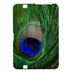 Peacock Kindle Fire Hd 8 9  Hardshell Case by Siebenhuehner