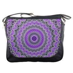 Mandala Messenger Bag by Siebenhuehner