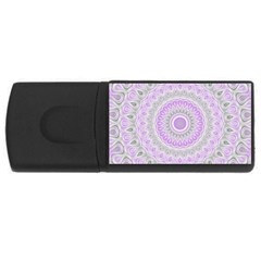 Mandala 4gb Usb Flash Drive (rectangle) by Siebenhuehner