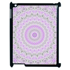 Mandala Apple Ipad 2 Case (black) by Siebenhuehner