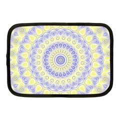 Mandala Netbook Sleeve (medium) by Siebenhuehner