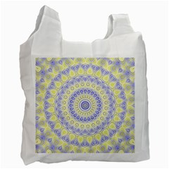 Mandala Recycle Bag (two Sides) by Siebenhuehner