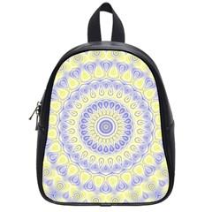 Mandala School Bag (small) by Siebenhuehner
