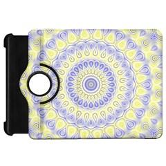 Mandala Kindle Fire Hd 7  Flip 360 Case by Siebenhuehner