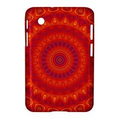 Mandala Samsung Galaxy Tab 2 (7 ) P3100 Hardshell Case  by Siebenhuehner