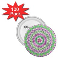 Mandala 1 75  Button (100 Pack) by Siebenhuehner