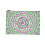 Mandala Cosmetic Bag (Large) Front