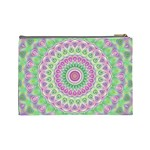 Mandala Cosmetic Bag (Large) Back