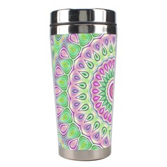 Mandala Stainless Steel Travel Tumbler by Siebenhuehner