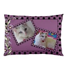 My Memories Pillow Case (2 Sided) By Deborah   Pillow Case (two Sides)   Hbuan1hlm91f   Www Artscow Com Front
