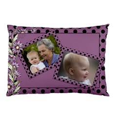 My Memories Pillow Case (2 Sided) By Deborah   Pillow Case (two Sides)   Hbuan1hlm91f   Www Artscow Com Back