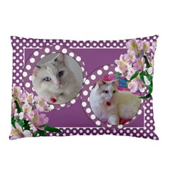 Happy Days Pillow Case (2 Sided) By Deborah   Pillow Case (two Sides)   Pdy84igu75df   Www Artscow Com Back