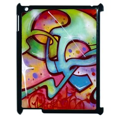 Graffity Apple Ipad 2 Case (black) by Siebenhuehner