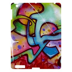 Graffity Apple Ipad 3/4 Hardshell Case by Siebenhuehner
