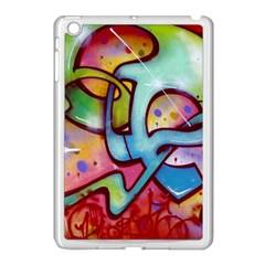 Graffity Apple Ipad Mini Case (white) by Siebenhuehner