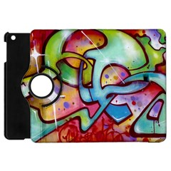 Graffity Apple Ipad Mini Flip 360 Case by Siebenhuehner