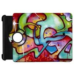 Graffity Kindle Fire Hd 7  Flip 360 Case by Siebenhuehner