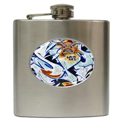 Graffity Hip Flask by Siebenhuehner
