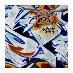 Graffity Glasses Cloth (medium, Two Sided) by Siebenhuehner