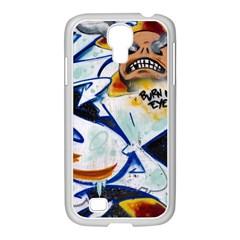 Graffity Samsung Galaxy S4 I9500/ I9505 Case (white) by Siebenhuehner